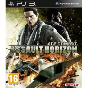 PS3 Ace Combat - Assault Horizont