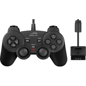 SPEED LINK gamepad strike 2 - playstation 2 (black)