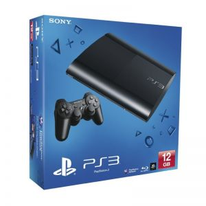 SONY konzola playstation 3 (12GB)
