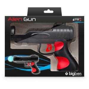 BIGBEN move alien gun za playstation 3