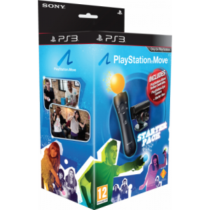 SONY PS3 move starter pack OEM + book of spells