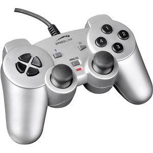 SPEED LINK gamepad strike - silver (PC)