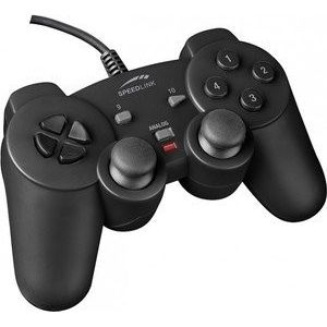 SPEED LINK gamepad strike - black (PC)