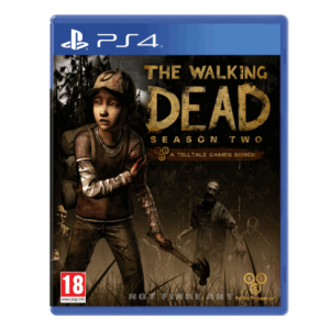 PS4 The Walking Dead - Season Two