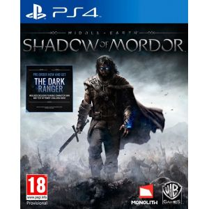 PS4 Middle Earth - Shadow Of Mordor