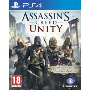 PS4 Assassin's Creed - Unity