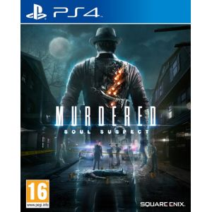 PS4 Murdered- Soul Suspect