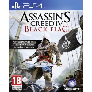 PS4 Assassin's Creed 4 - Black Flag