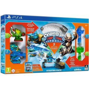 PS4 Skylanders Trap Team - Starter Pack