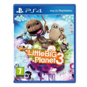 PS4 LittleBig Planet 3