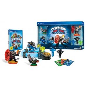 PS4 Skylanders Trap Team - Starter Pack Dark Edition