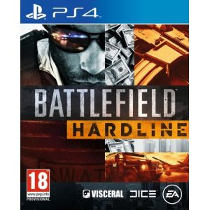 PS4 Battlefield: Hardline