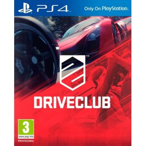 PS4 Driveclub