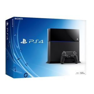 SONY konzola playstation 4 (500GB)
