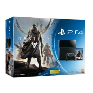SONY konzola playstation 4 (500GB) + PS4 Destiny