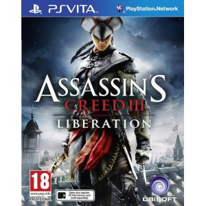 PSV Assassin's Creed 3 - Liberation