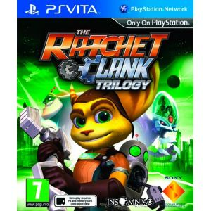 PSV Ratchet & Clank Trilogy