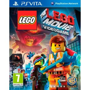 PSV The Lego Movie Videogame