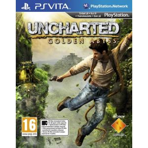 PSV Uncharted Golden Abyss VITA