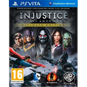 PSV Injustice - Gods Among Us - Ultimate Edition