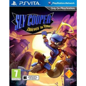 PSV Sly Cooper - Thieves In Time