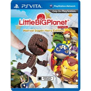 PSV LittleBig Planet - Marvel Superhero Edition