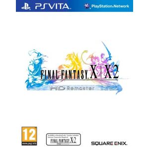 PSV Final Fantasy X/X-2 HD Remaster
