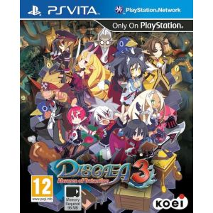 PSV Disgaea 3 - Absence of Detention