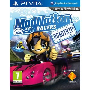 PSV ModNation Racers: RT VITA