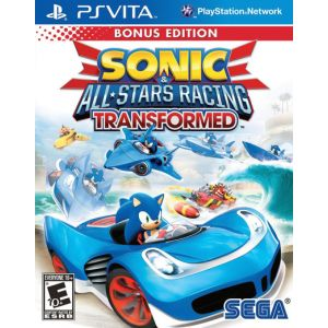 PSV Sonic & All Stars Racing Transformed