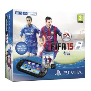 SONY konzola playstation vita WiFi + Fifa 15