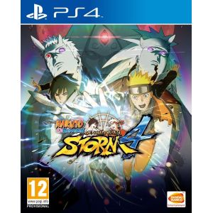 PS4 Naruto Shippuden Ultimate Ninja Storm 4