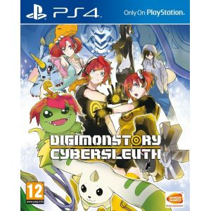 PS4 Digimon Story - Cyber Sleuth