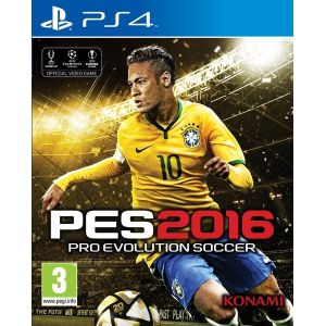 PS4 Pro Evolution Soccer 2016 - PES 2016 Day One Edition