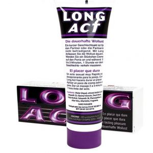 LONG ACT gel za duži odnos, 800083