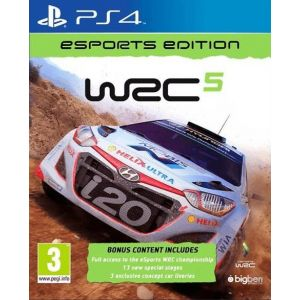 PS4 WRC 5 - eSport Edition