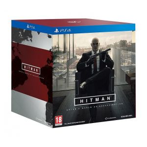 PS4 Hitman 2016 Collector's Edition