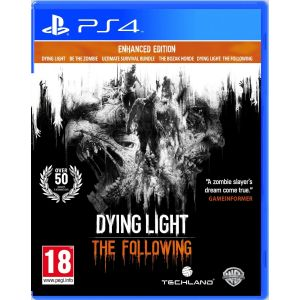 PS4 Dying Light - The Following - Enhanced Edition