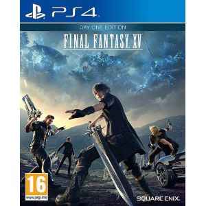 PS4 Final Fantasy 15 - Day One Edition
