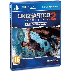 PS4 Uncharted 2 - Among Thieves Remastered