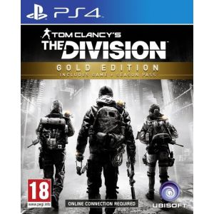 PS4 Tom Clancy's -The Division - Gold Edition