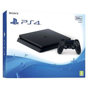 Konzola Playstation 4 500GB Black Slim Playstation 4