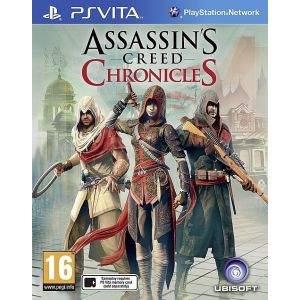 PSV Assassin's Creed Chronicles