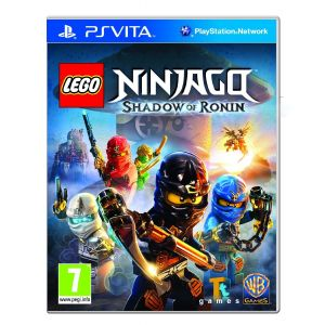 PSV Lego NinjaGo - Shadow of Ronin