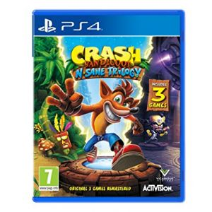 PS4 Crash Bandicoot - N. Sane Trilogy