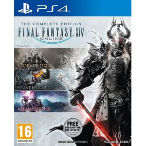 PS4 Final Fantasy 14 - Complete Edition