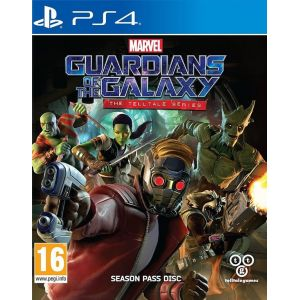 PS4 Guardians of the Galaxy - The Telltale Series