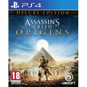 PS4 Assassin's Creed Origins - Deluxe Edition