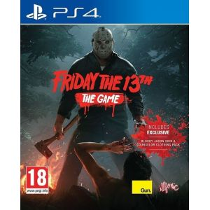 PS4 Friday the 13th - The Game