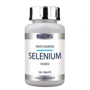 Scitec Nutrition essentials Selenium (100 tableta)